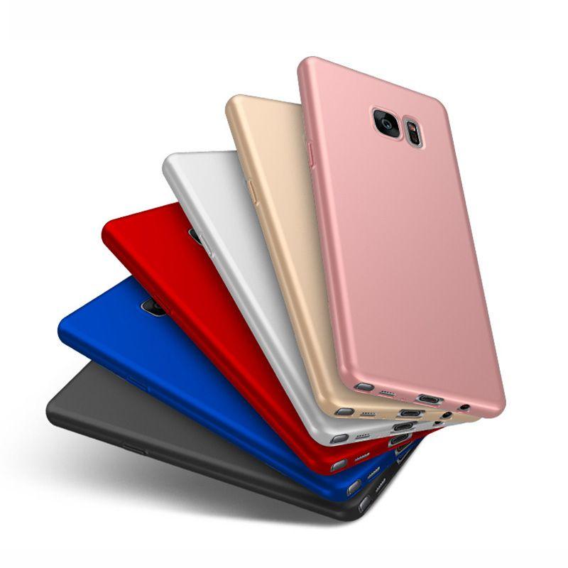 Для Samsung note7 случае note7 R матовая крышка полной защиты ПК N9300 задняя крышка телефона чехол для Samsung Galaxy note7 fe чехол