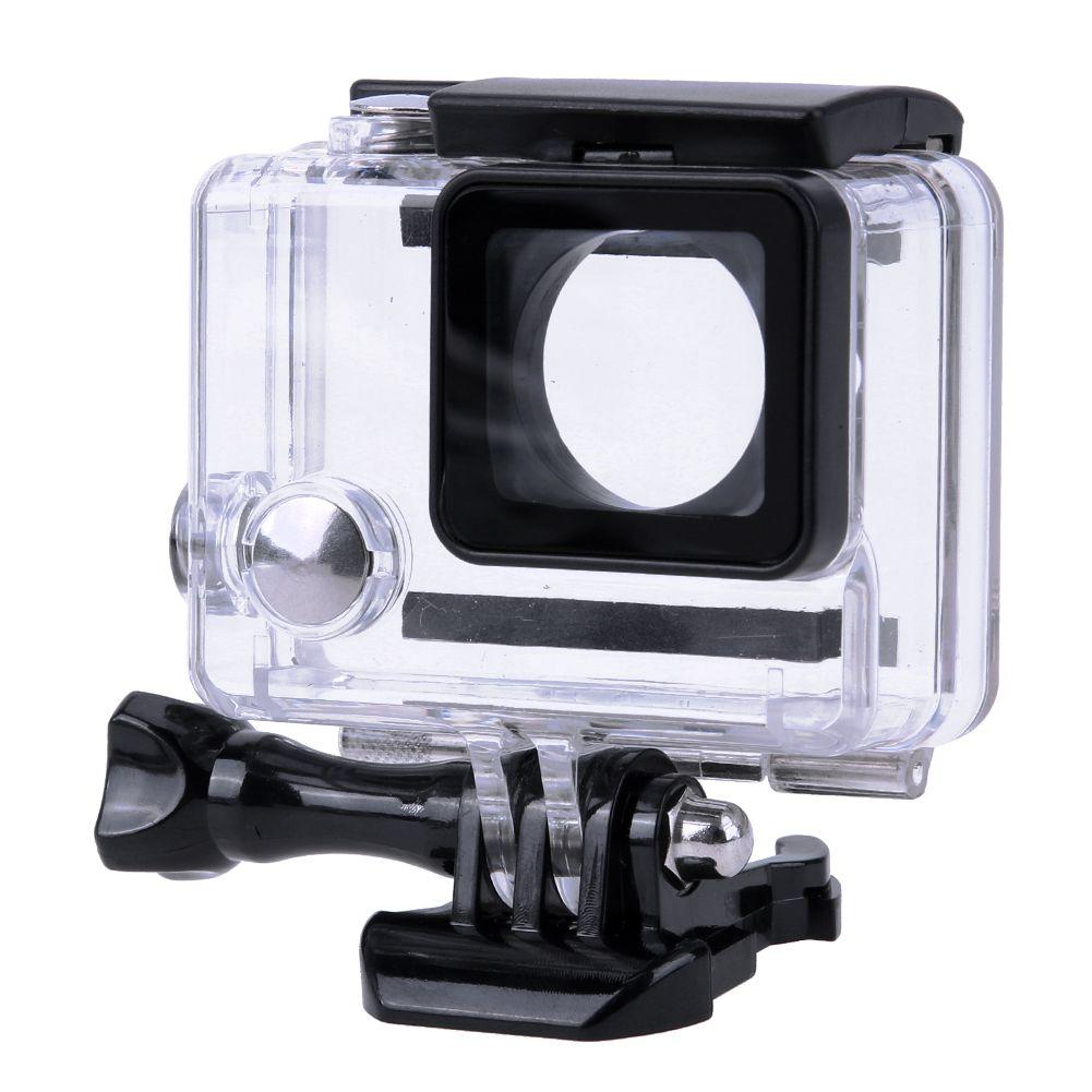 30 Mt Unterwasser Wasserdichte Schutz Gehäuse Hard Case Tauchen Surfen Abdeckung für GoPro Hero 3 3 + 4 Kamera für GoPro Zubehör