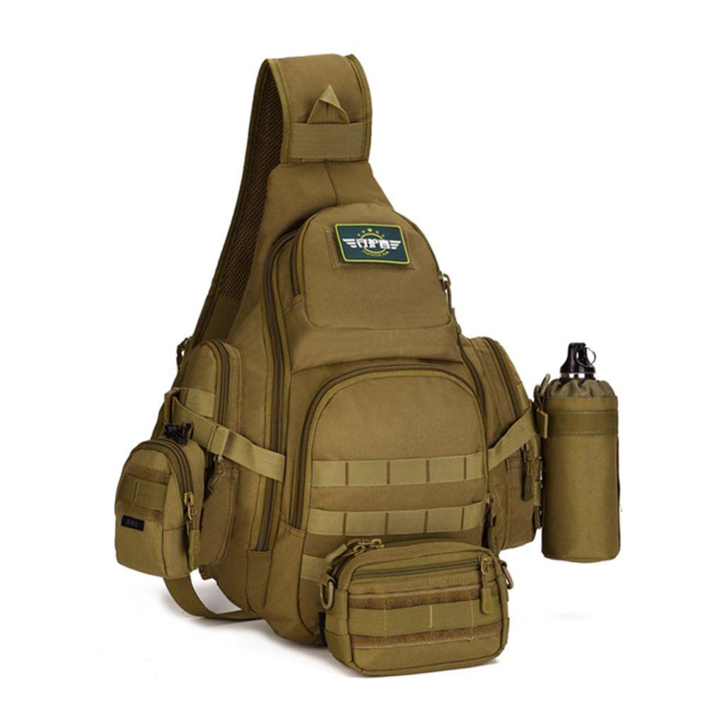 Sport Bag Outdoor Camping Travel Hiking Military Shoulder Tactical Backpack Trekking Bag School Rucksack 100% Brand New