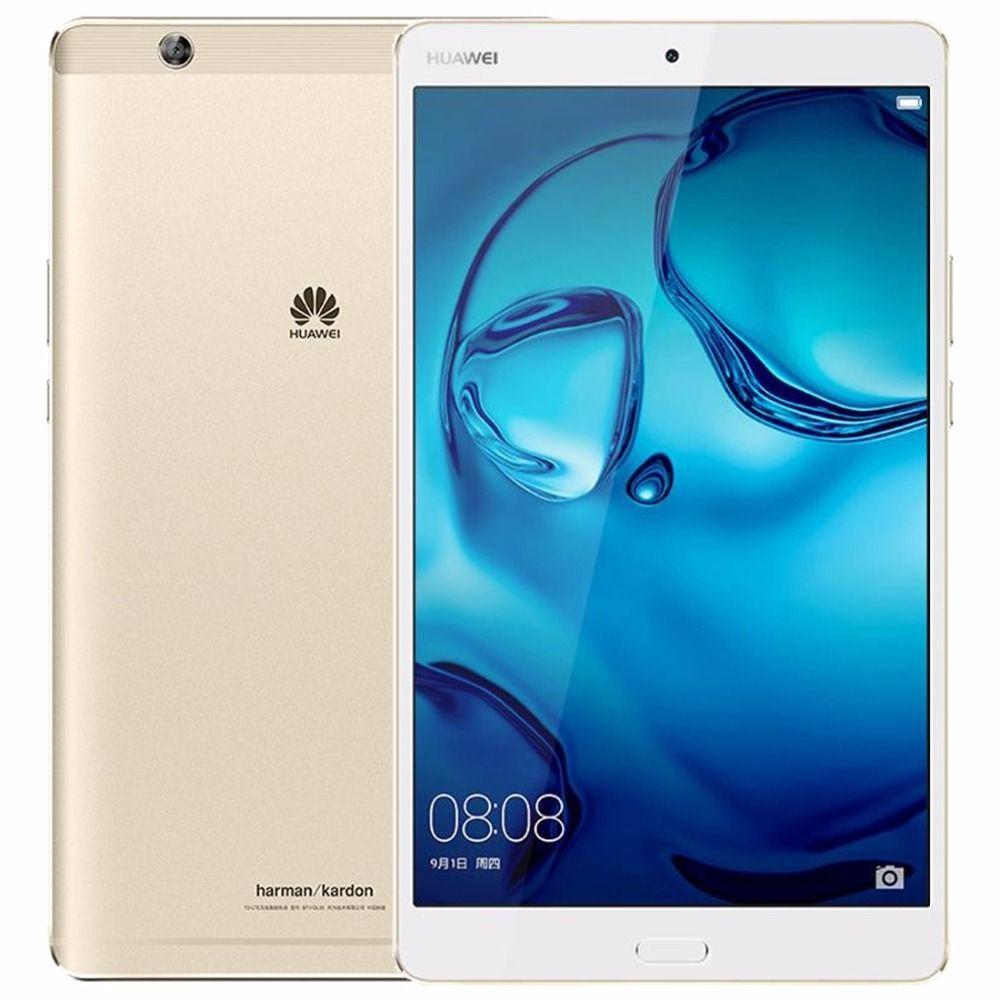 8,4 zoll Huawei MediaPad M3 BTV-DL09 4G LTE Kirin 950 Octa Core 4x2,3 GHz + 4x1,8 GHz EMUI 4,1 4 GB 32 GB/64 GB Telefon anruf Tablet