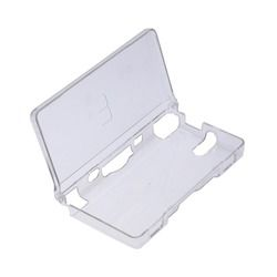 High Quality Hard Crystal Case Clear Skin Cover Shell For Nintendo DSL NDS Lite NDSL Anti Scratch Anti Dust Protective Case