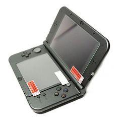 Superior vidrio templado protector de pantalla LCD + bottom PET claro cubierta completa Películas nuevo para Nintendo 3DS XL /ll 3 dsxl/3 dsll