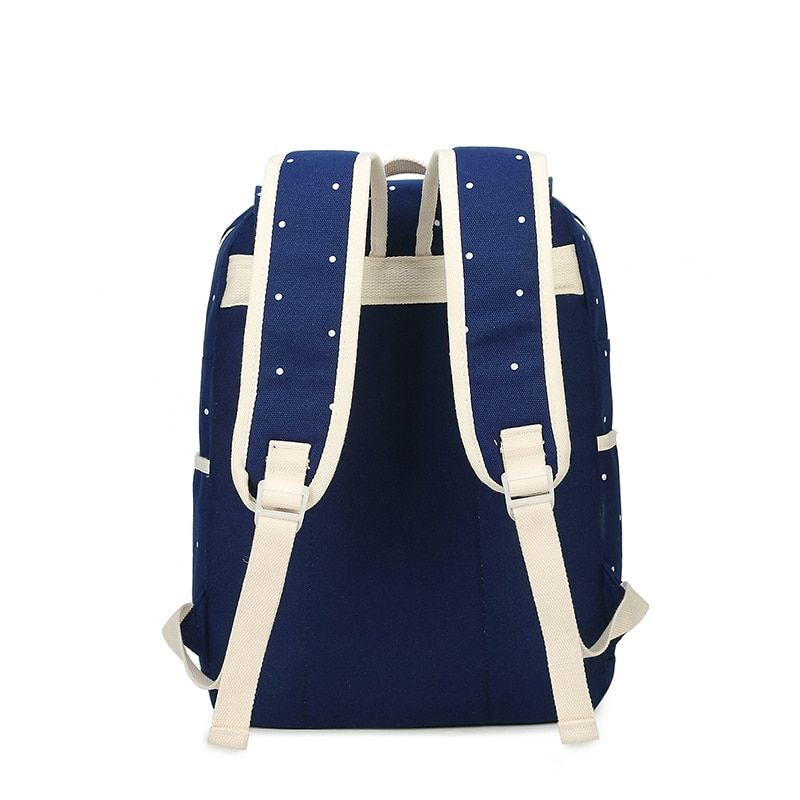 sports women and boys canvas backpacks large capacity outdoor bags
