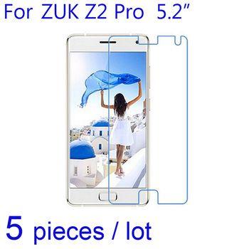 5 pcs Écran Protecteur Garde Clair/Mat/Nano Anti Explosion De Protection Films pour Smartphone Lenovo ZUK Z2 Pro/Phab 2 Pro/2 Plus