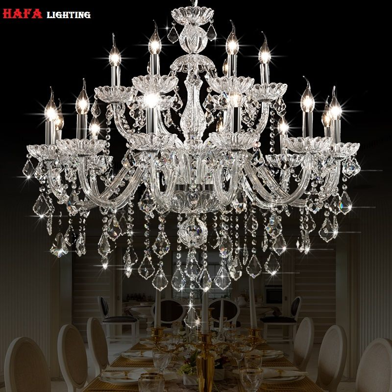 Modern Crystal Chandelier light Modern Chandelier lighting crystal lights Home Indoor Fixture Room chandeliers lustre de cristal