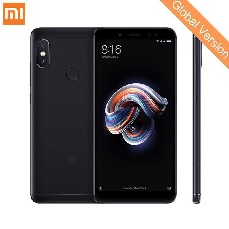 Global Version Xiaomi Redmi Note 5 4GB 64GB Smartphone Snapdragon 636 Octa Core Android 8.1 5.99