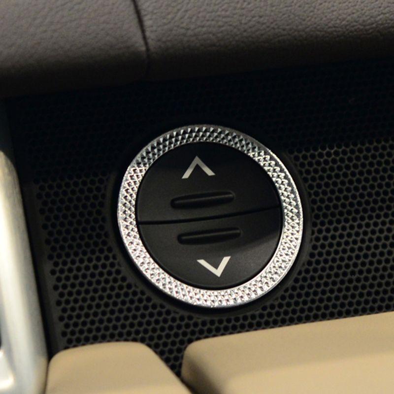 Motor Starten Lagerung Schalter Taste Ring Trim Abdeckung für Land Rover Range Rover Sport 2014-2018 Range Rover Vogue l405 2013-2018