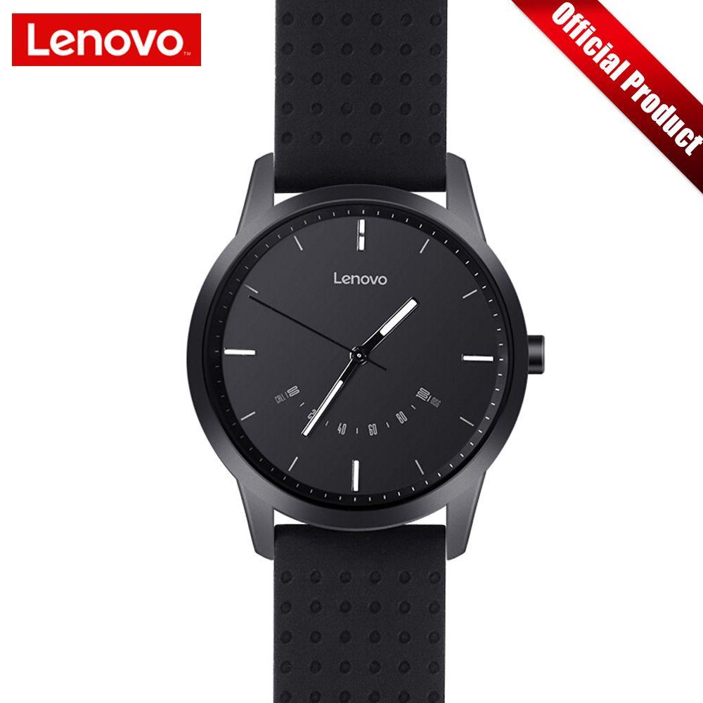 Lenovo Watch 9 Bluetooth Smart Watch Fashion Sport Smartwatch Sapphire Glass 50M Waterproof Heart Rate Monitoring Official Watch