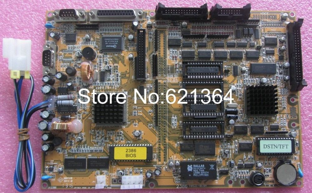 Techmation MMI2386 Motherboard for industrial use new and original 100% tested ok