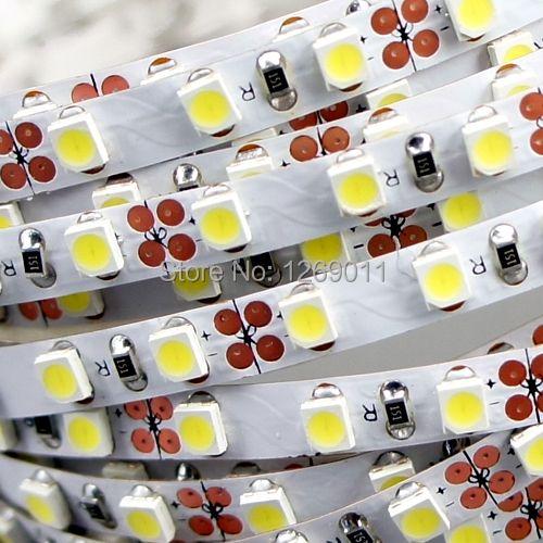 2017 offre spéciale Promotion Ce Ac Smd pas de Rohs un mètre Super mince 5mm largeur Led bande lumineuse avec 120 Leds couleur 12vdc pour Lightbox