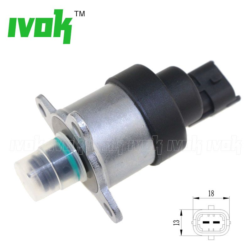 0928400617 0928400627 0928400473 Rail Fuel Pump Pressure Regulator Control Metering Solenoid SCV Valve Unit