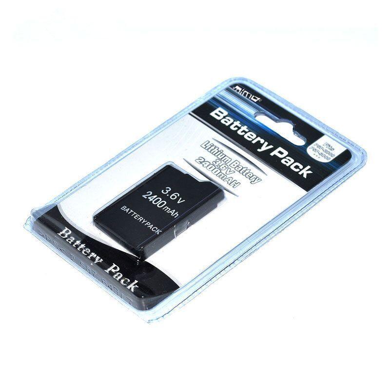 2400mAh 3.6V Rechargeable Li-ion Battery Pack for Sony PSP SLIM 2000 3000