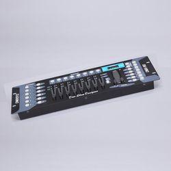 Pas cher 192 dmx 512 contrôleur d'éclairage lumière de la scène console pour mobile tête led par dj disco équipement LED affichage 48 gradateur chann