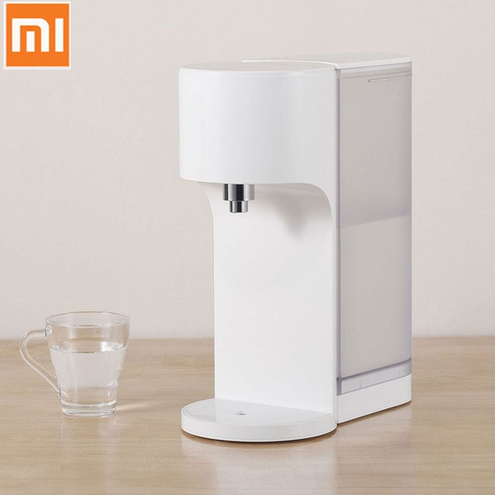 VIOMI Xiaomi 4L Smart Instant Hot Water Dispenser Water-Quality Indes Baby Milk Partner Heater Drinking Water Kettle APP Control