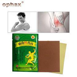 OPHAX 32 шт./4 сумки красный тигр бальзам китайский медицинские пластыри Для ревматоидного артрита мышцы сзади совместное обезболивающая повяз...