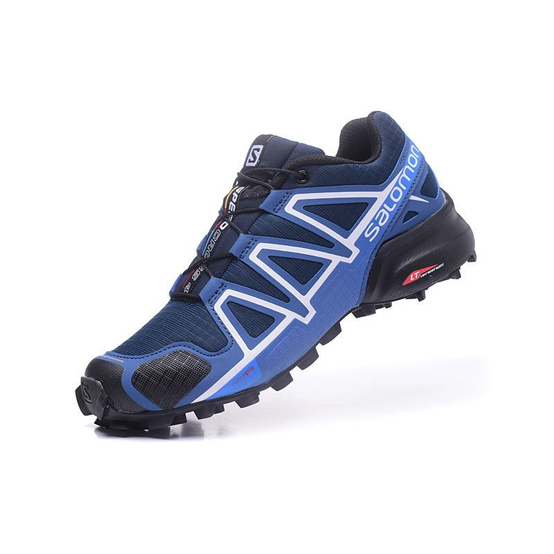 Salomon Running Shoes Speed Cross 4 CS Cross Country Men Sneakers Outdoor Shoes Breathable Sport Shoes New Arrival