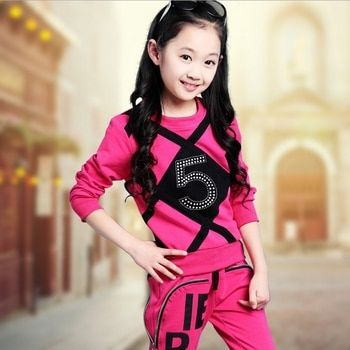 Girls Set Spring & Autumn Ch