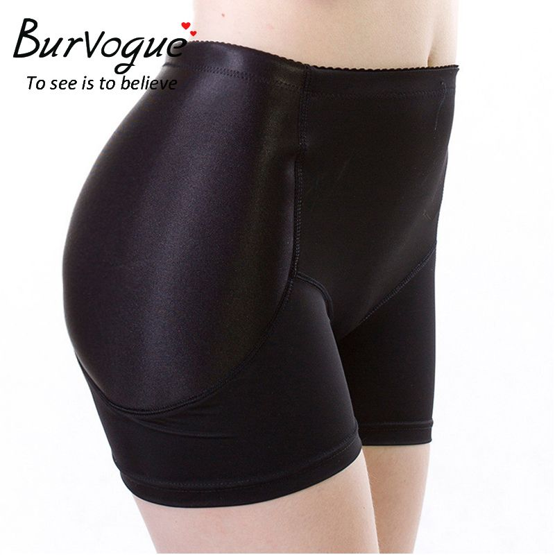 Burvogue Women Shaper Butt Hip Enhancer Padded Shaper Panties Underwear Shaper Brief Shapewear with Butt Lifter Shaper pant