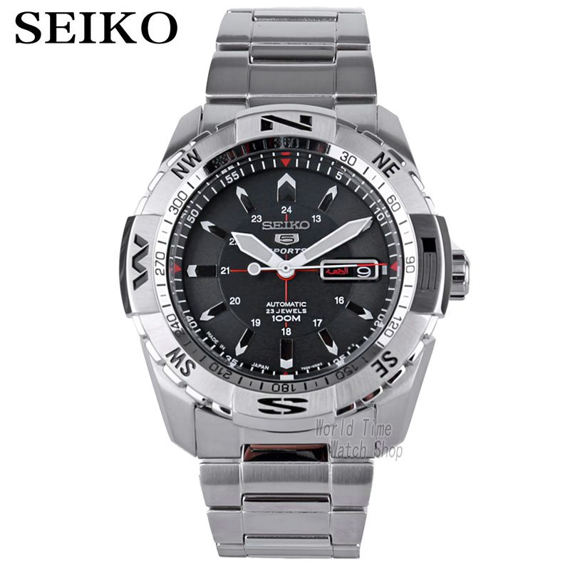 Seiko 5 Sports 24 Jewels Automatic Men's Watch Made in Japan SRP685J1 SRP687J1 SRP689J1 SNZJ05J1 SRPB86K1 SRPB85K1 SRPB81K1