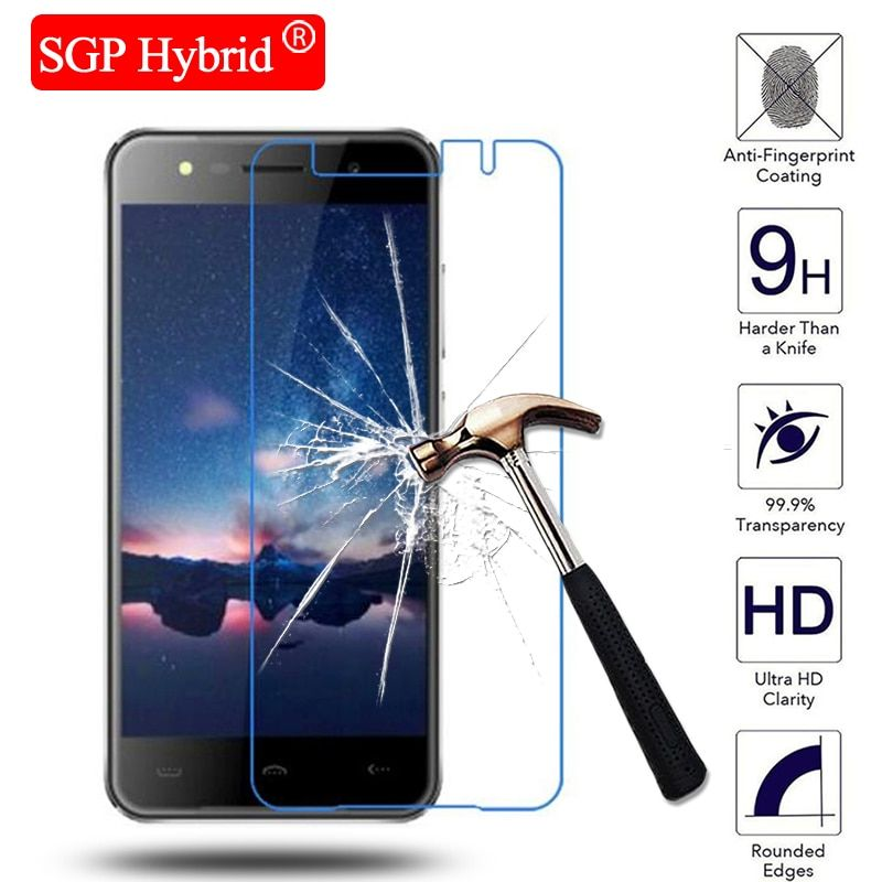 9H Tempered Glass For HomTom HT37 HT17 Pro Screen Protector Protective films For Doogee X10 HomTom Ht 17 HT 37 phone Film Cases