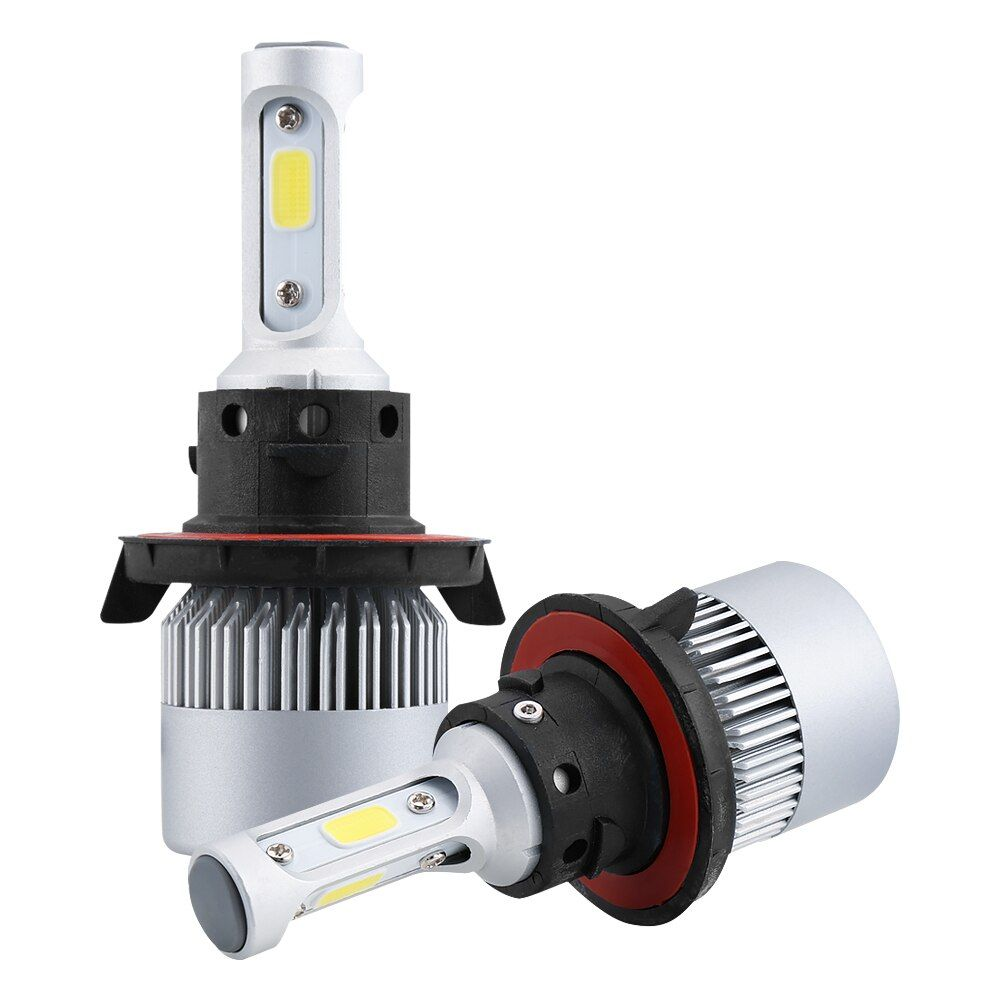 Led H4 H7 H11 COB Led Car Headlight Bulbs Kit 16000LM 110W H7 Led 12V 9005 9006 9007 6500K Auto Front Lamp Fog Light Car Styling