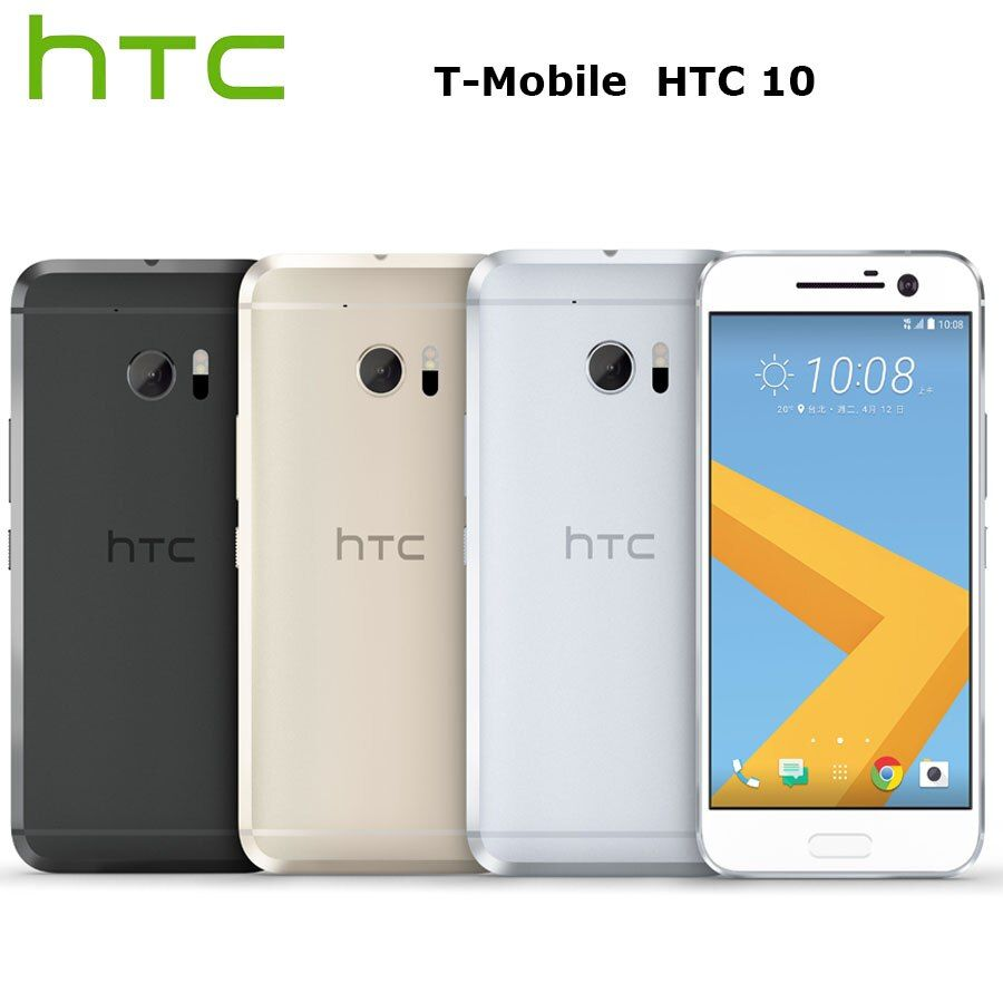 T-Mobile Version HTC 10 M10 LTE 5,2