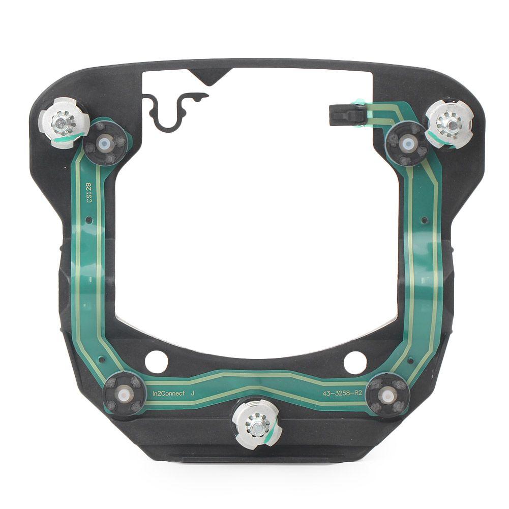 Auto Horn Schalter Für JEEP COMPASS Patriot 2007-2012 & Für DODGE Kaliber 2007-2011 & Reise 2009 -2011 auto Ersatz 5189428AC