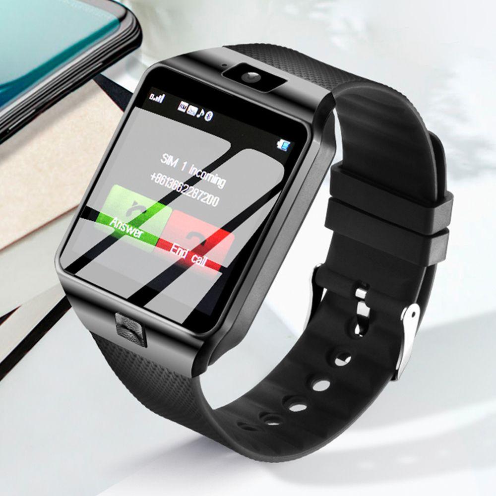 LEMFO Smart Watch Smartwatch Passometer DZ09 <font><b>Support</b></font> SIM TF Card Smartwatch DZ09 Reminder Smart Watch for IOS Android Phone