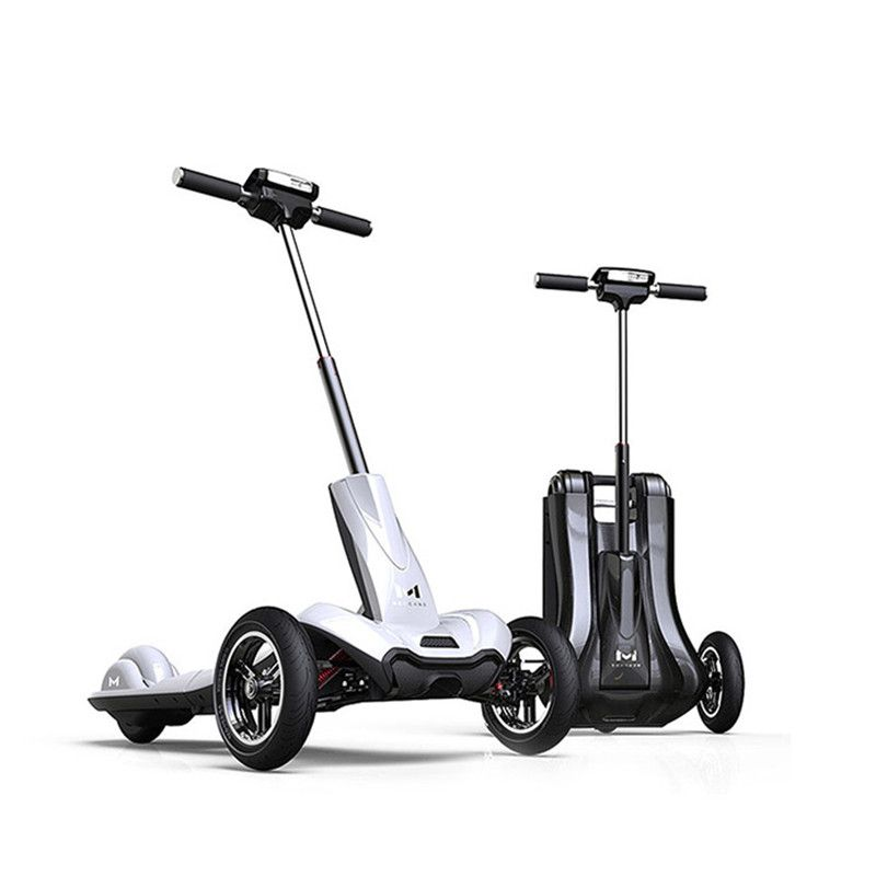 MERCANE M1 three-wheeled electric scooter Folding lithium battery bicycle