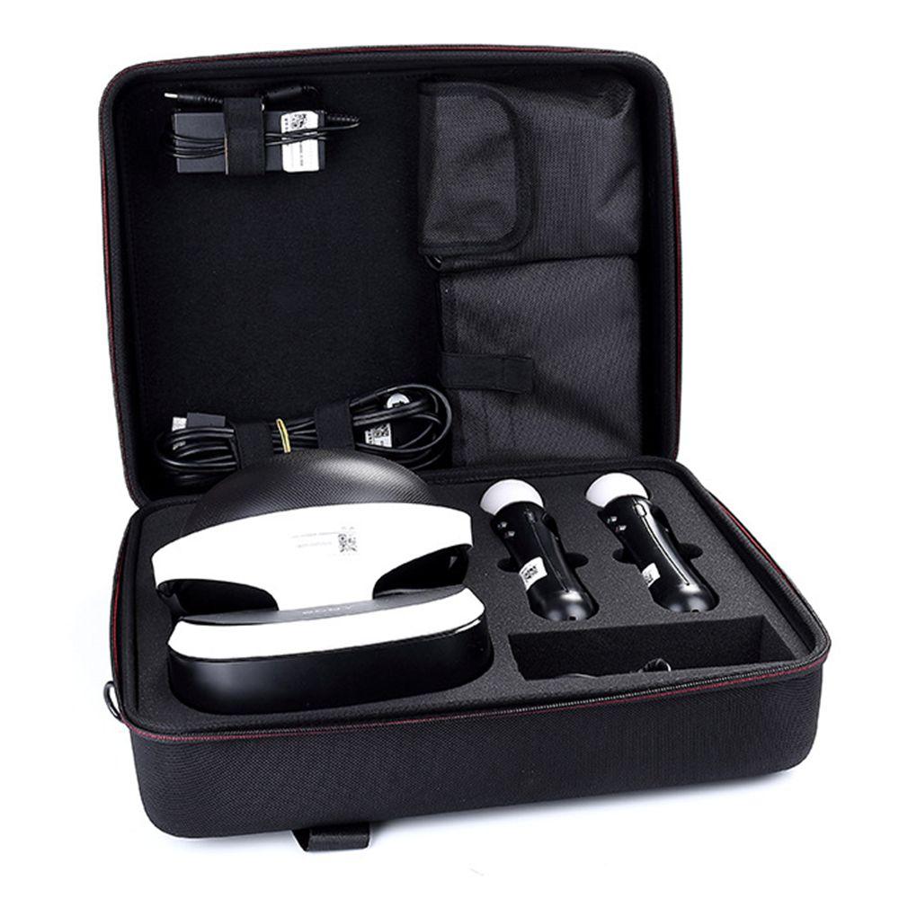 Neue Hohe Lagerung Bax für Sony PlayStation VR & PS4 Reise Gadget Organizer Rucksack für PS VR, PS4 Spiel Konsole und Zubehör