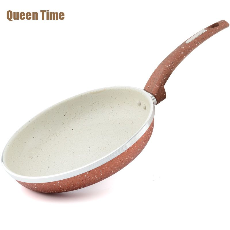 QueenTime Professionnel Cuisson Pan 9.5