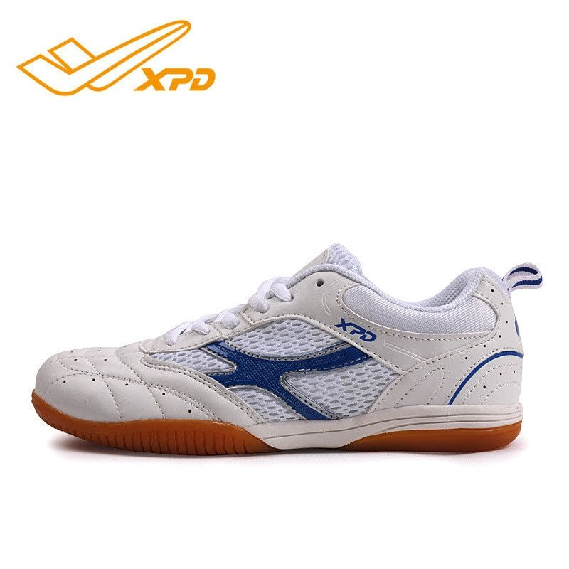 Spanrde Men Women Professional Table Tennis Shoes Breathable Anti-Slippery Sport Shoe Ping Pong Training Sneakers Hard-wearing