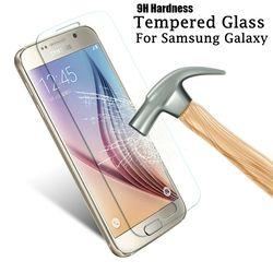 9 H En Verre Trempé Pour Samsung Galaxy A3 A5 A7 2016 Écran protecteur Pour Samsung A5 A3 A7 2017 note3 note4 note5 De Protection film