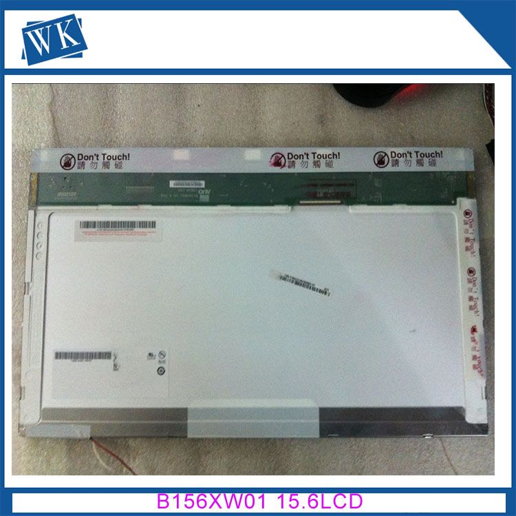 Free Shipping B156XW01 V2 V1 V0 V3 LTN156AT01 LP156WH1 TLC1 CLAA156WA01A N156B3-L02 15.6''inch LCD screen 1366*768 LVDS 30pin