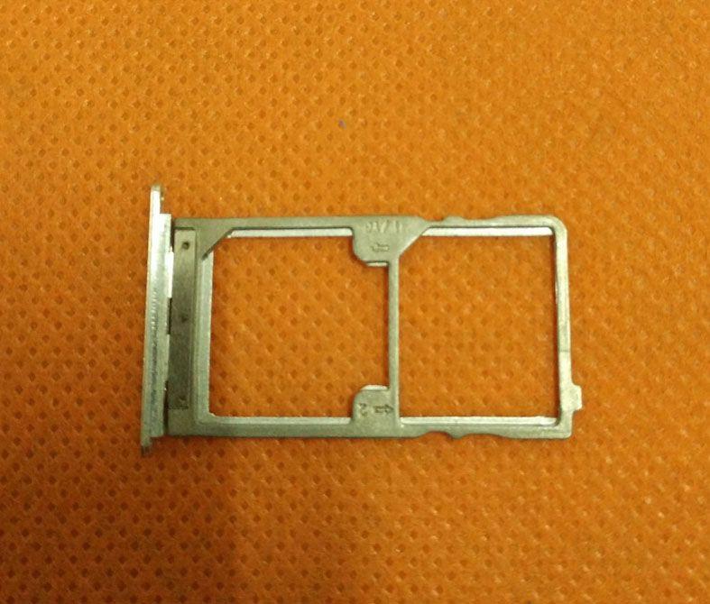 D'origine Sim Card Holder Plateau Fente Pour Carte pour UMI Super MTK6755 Octa Core 5.5 FHD 1920x1080 Livraison gratuite