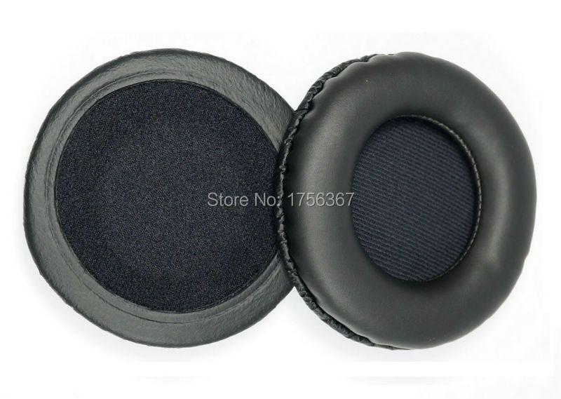 Coussinets d'oreille de remplacement pour DENON DN-HP1000 HP1000 DN-HP700 Casque DJ (earmuffes/casque coussin)