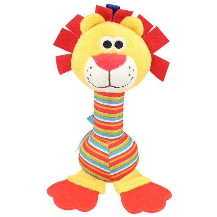 New arrived Tiger toy animal toys stuffed plush pp cotton as a gift