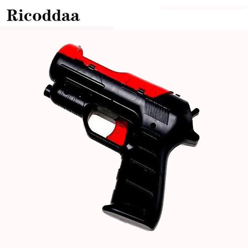 Light Gun Shooter Pistol For PS3 Move Motion Controller for Sony Playstation 3 Shooting Game