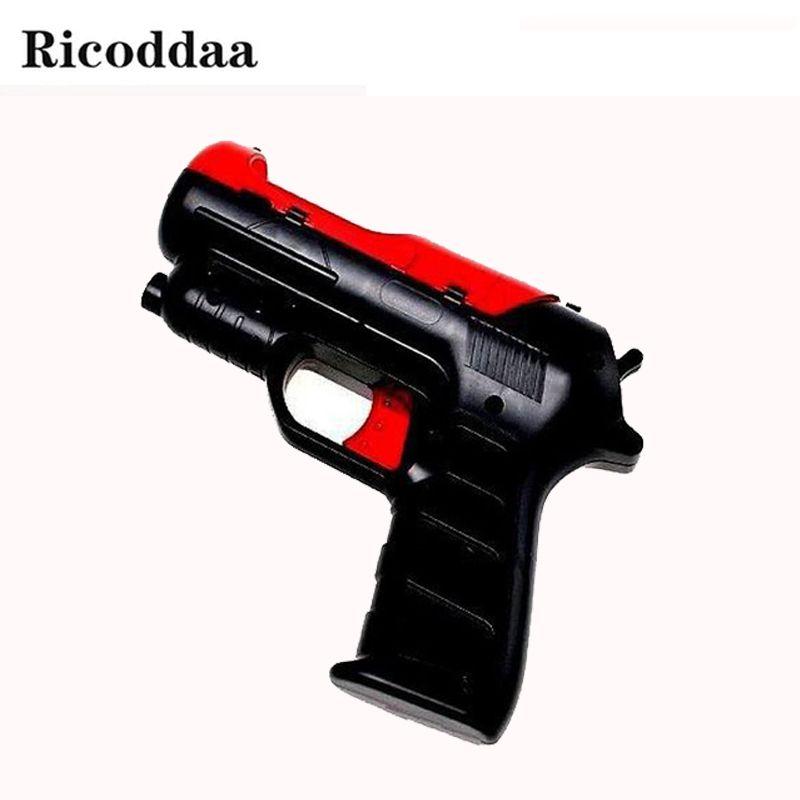 Light Gun Shooter Pistolet Pour PS3 Move Motion Controller pour Sony Playstation 3 Jeu de Tir