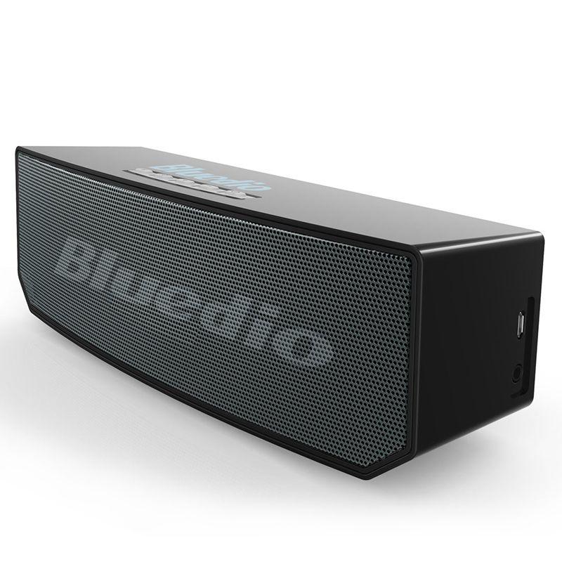 2017 New Original Bluedio BS-5 (Camel) Mini Bluetooth Speaker Portable Wireless Speakers Sound System 3D Stereo Music Surround