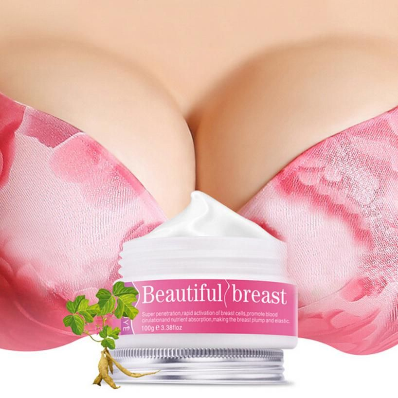 100g  Firming Breast Cream Natural Breast Enlargement Bust Essential Oil Augmentation Powerful Bust Firming