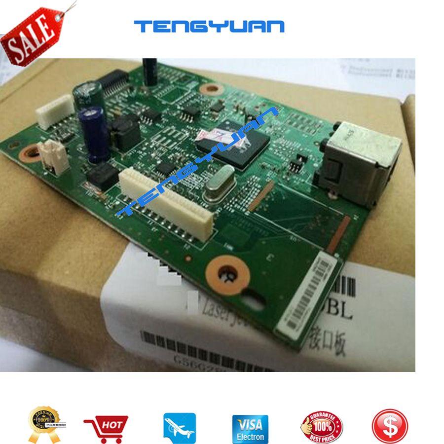 Free shipping 95% new original CE831-60001 for HP LaserJet Pro M1130 M1132 M1136 Formatter Board Printer parts on sale