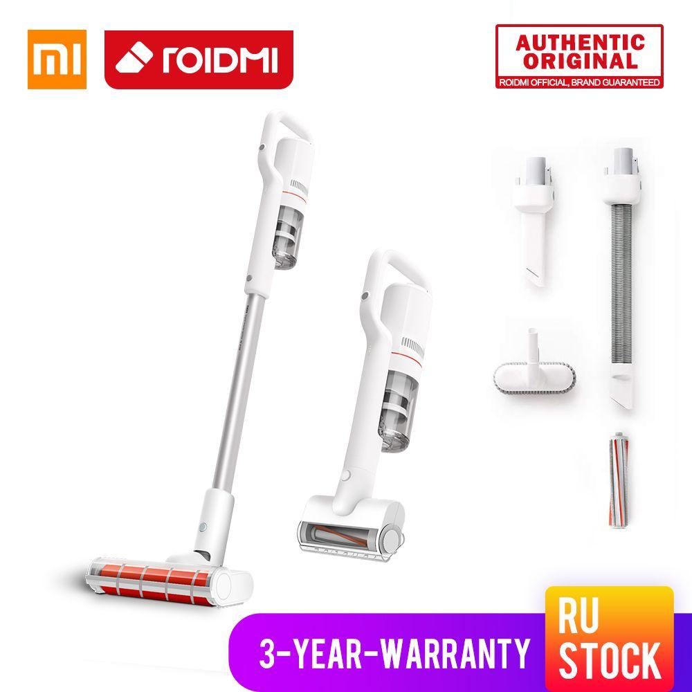 * ORIGINAL * XiaoMi ROIDMI Drahtlose Staubsauger Neue f8 Storm Handheld Reiniger Cordless Vakuum 6 in 1 Multi- funktion Pinsel Startseite