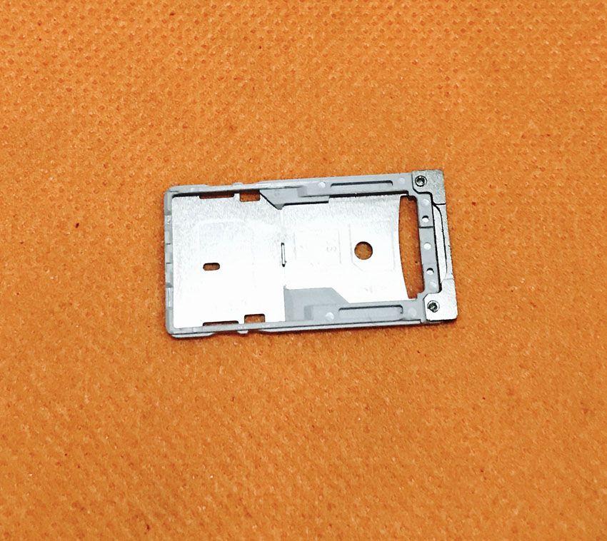 Utilisé Original Sim Card Holder Plateau Fente Pour Carte pour Blackview BV7000 Pro MT6750T Octa Core 5