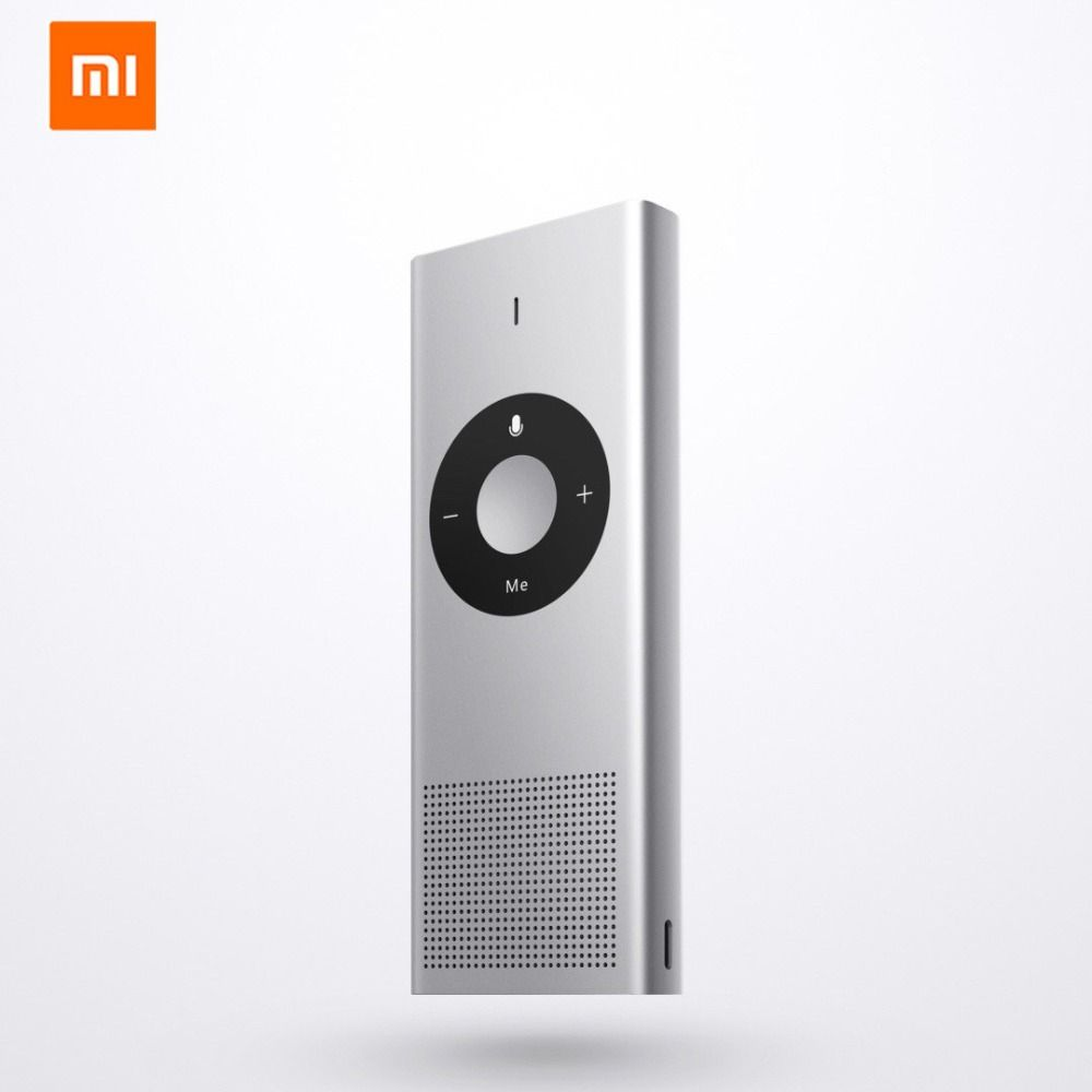 Original Xiaomi AI Translator 14 Language 7 Day Standby 8H Continuous Translate Microsoft Translation Engine for Smart Mi Travel
