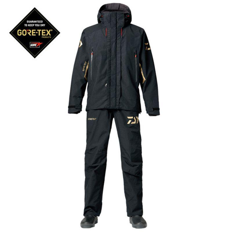 2018 Daiwa Fishing Clothing Sets Mens Quick Dry Breathable Fishing Shirt and Pants Outdoor Sports Suit Fishing Jackets DAIWA