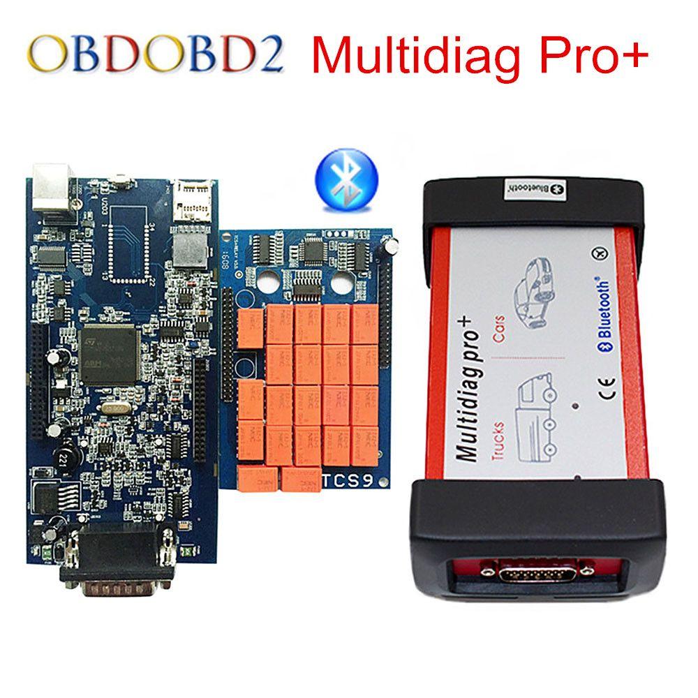 Newest 2016.00 Multidiag Pro+Bluetooth 2014.R2/R3 2015.R1 Free Keygen 2016.R1 For CAR TRUCK TCS CDP Diagnostic Tool Free Ship