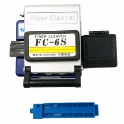 Frío contacto dedicado cuchilla de fibra de Metal FC-6S corte cuchillo de fibra cable de fibra óptica FTTH cuchilla de fibra herramienta