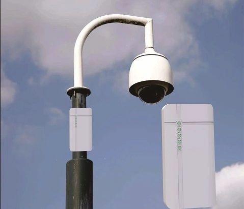 Routeur imperméable extérieur industriel sans fil de wifi de 4G CPE Lte