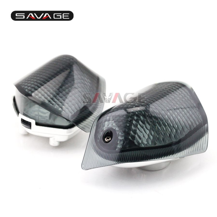 For KAWASAKI ZZR400 ZZR600 ZX600E 1994-2004 Motorcycle Accessories Rear Turn Signal Indicator Light Lamp Lens